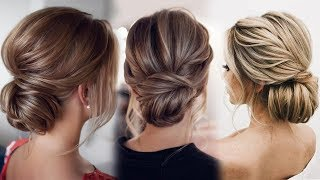 Simple Updo For Long Hair | Bridesmaid Hairstyles 2020 | Wedding Hairstyles That Last All Day