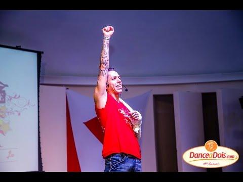 Johnny Vazquez & Ana Porto Alegre Salsa Congress