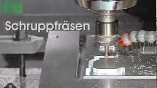 ATORN® Ultra-N Programm: Schruppfräsen