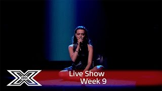 It's a Mad World for Emily Middlemas with Gary Jules cover | Semi-Final | The X Factor UK 2016