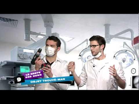 12 Infos - Šikovný chirurg