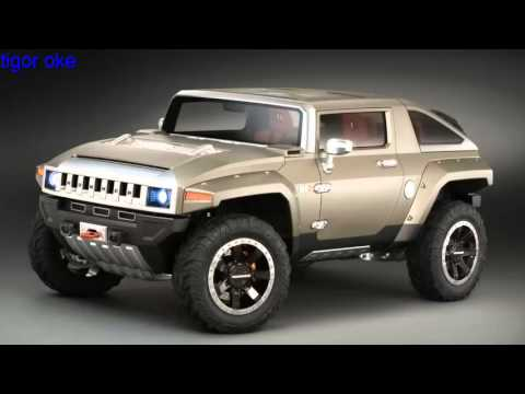 BEST REVIEW:  HUMMER H4, The Look Would Be Far Better Which Has A Trendy