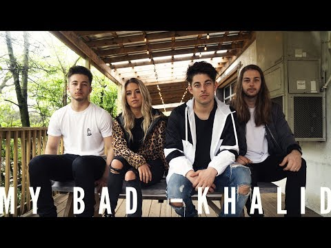 Khalid - My Bad (BONRAY Cover)