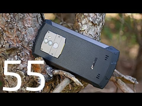 Doogee S55 Review - Quite A Good Rugged Phone With Some Flaws