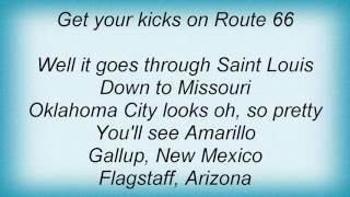 The Cheetah Girls - Route 66 Lyrics