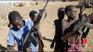 Gun-toting teenagers run deadly cattle rustling syndicate || #RustlersParadise