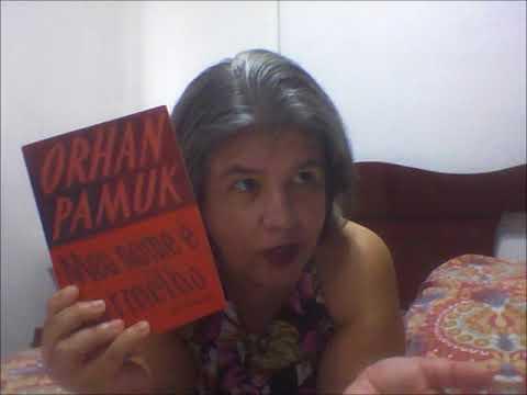 Meu Nome É Vermelho, Orhan Pamuk