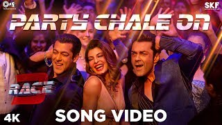 Party Chale - Song - Race 3 - Salman Khan