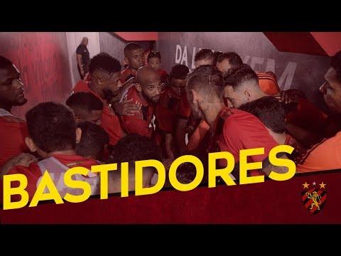 Bastidores de Sport 3x2 Atlético-MG 2018