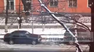 Кража зеркал Алматы Казахстан Lexus