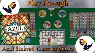 Azul Stained Glass of Sintra Play through