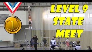 State Gymnastics Meet | Annie LeBlanc