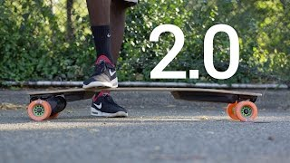 Dope Tech: Boosted Board 2!