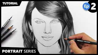 How To Draw Realistic HAIRS | New Technique 2019