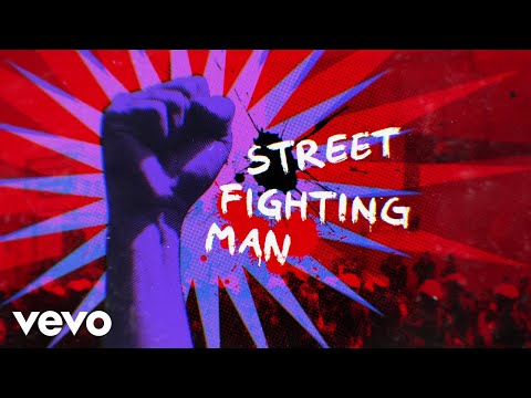 The Rolling Stones - Street Fighting Man (Official Lyric Video)