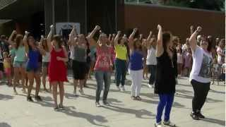 preview picture of video 'Flashmob Castellar de valles ZUMBA'