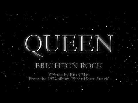 , title : 'Queen - Brighton Rock (Official Lyric Video)'