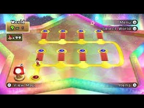 New Super Mario Bros Wii Walkthrough 100 Part 18 World 8 8 7