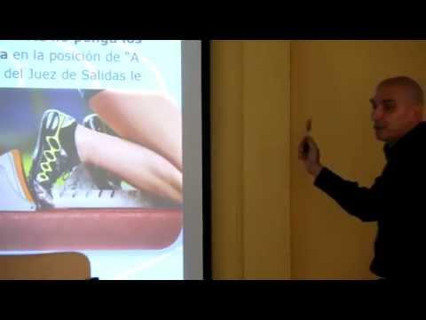 Reglamento de Salidas - Juez Arbitro: Manuel Garrido