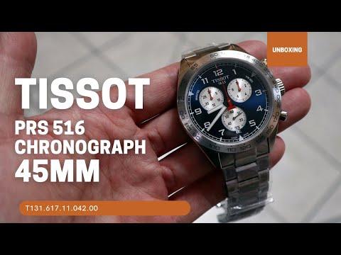 Tissot PRS 516 Chronograph T1316171104200