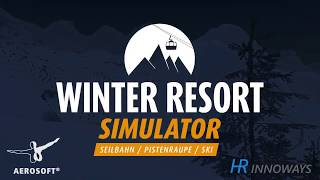VideoImage1 Winter Resort Simulator