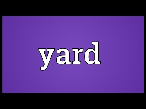 mp4 House Yard Meaning, download House Yard Meaning video klip House Yard Meaning