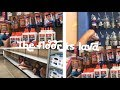 SHOPPING FOR SLIME SUPPLIES AT WALMART | THE FLOOR IS LAVA CHALLENGE