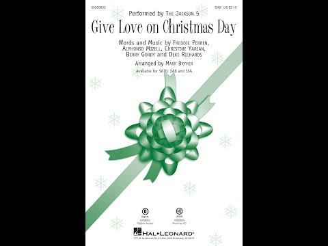 Give Love on Christmas Day