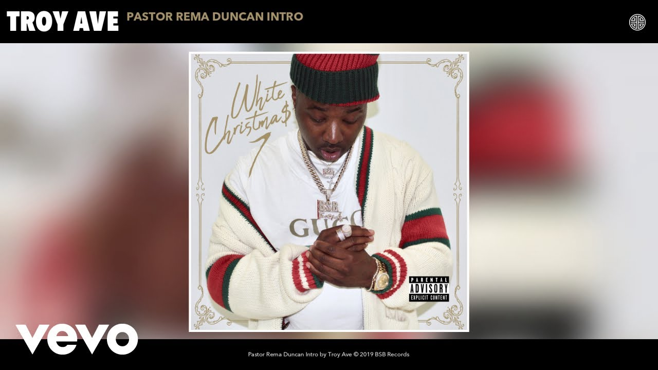 White Christmas 7 Album by Troy Ave (Official Audio)