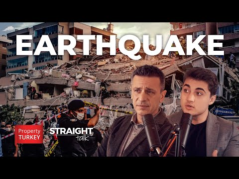 ISTANBUL EARTHQUAKE RISK - Watch this before buying