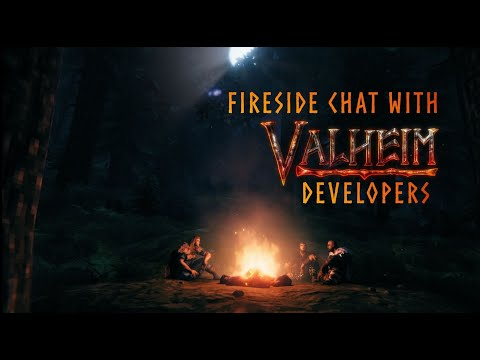 Valheim Hearth & Home: Fireside Chat Video