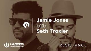 Jamie Jones b2b Seth Troxler - Live @ Ultra Music Festival Miami 2017, Resistance Stage
