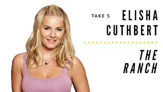The Ranch Star Elisha Cuthbert Takes 5 To Answer Questions