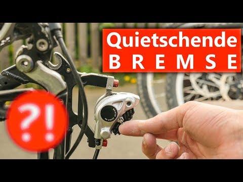 Quietschende Fahrradbremse - Das hilft wirklich! (Ausführlicher Workshop)