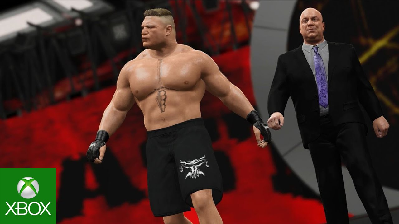 5 New Superstars to Check Out in WWE 2K16 - Xbox Wire