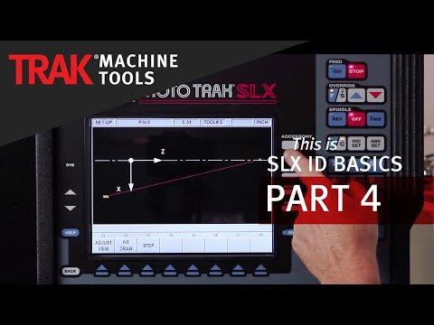 ID Grooving | ProtoTRAK SLX CNC | Lathe ID Programming 4