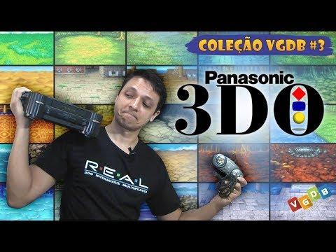 3DO - Coleção VGDB #03