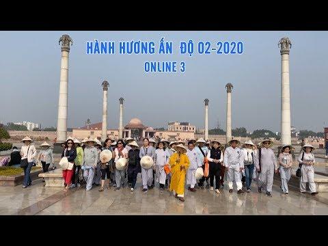 Đoàn hành hương Đạo Phật Ngày Nay tham quan công viên tưởng niệm Tiến sĩ Ambedkar
