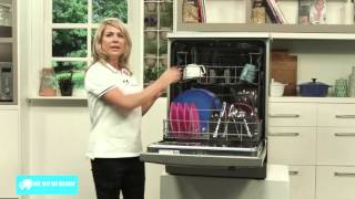 Dishlex DSF6106X Dishwasher overview by expert - Appliances Online
