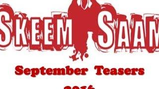 Skeem Saam September Teasers 2016