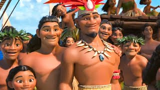We Know The Way Song Scene - MOANA (2016) Movie Clip