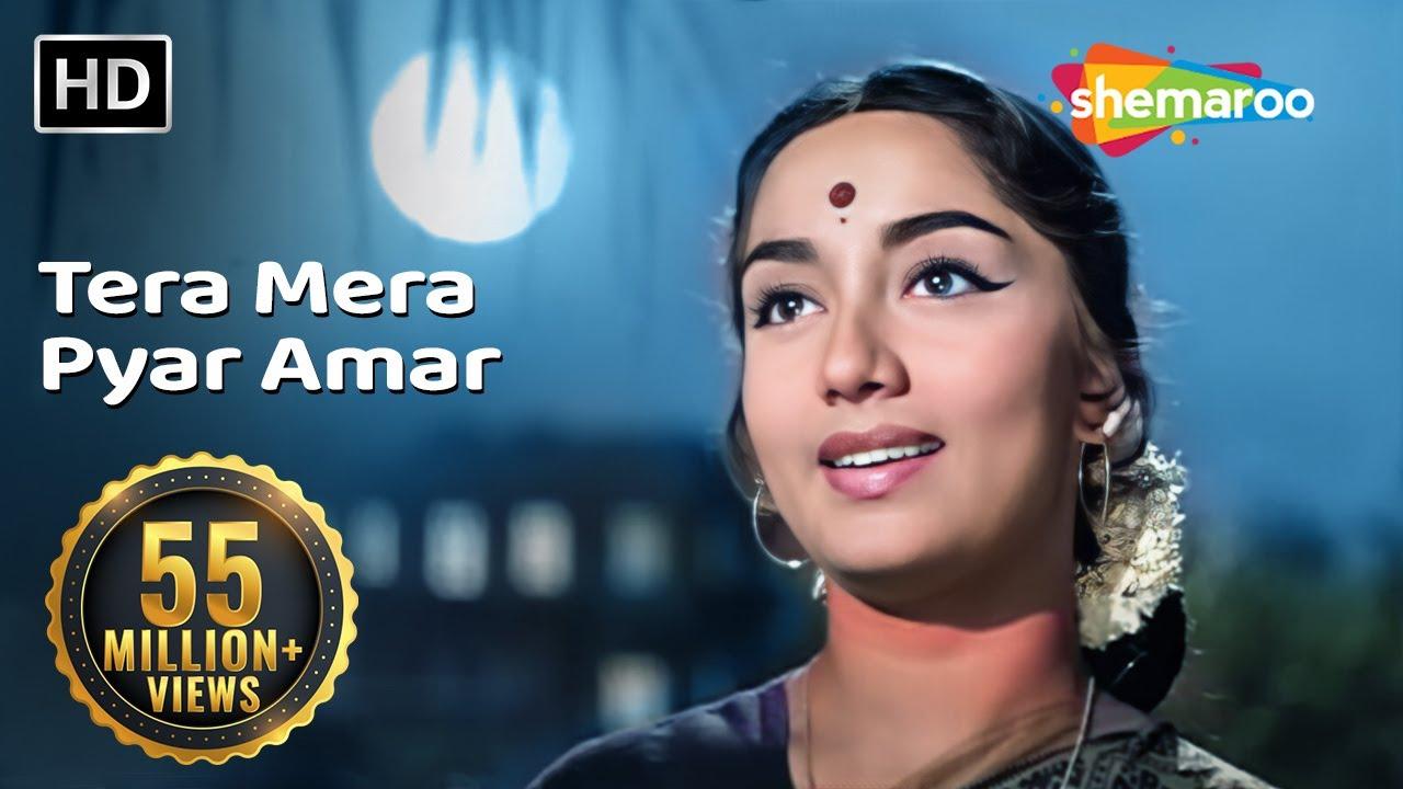 Tera Mera Pyar Amar Lyrics