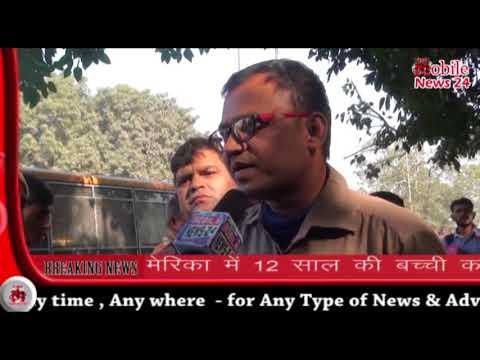 भारतीय दिव्यांग सेना ने दिव्यांग महिला की दुकान उठाने का किया विरोध |