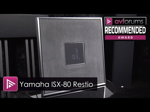 Yamaha ISX-80 Restio MusicCast Speaker Review