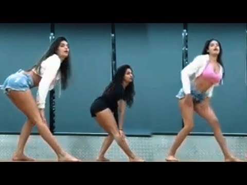 Nidhhi Agerwal's Killer  Dance Moves Will Make You Groove