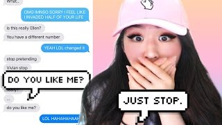 """Pranking my FRIEND'S BOYFRIEND with """"Treat You Better"""" by Shawn Mendes!!"""