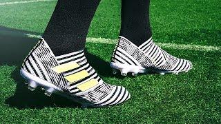 Lionel Messi Adidas Nemeziz 17.1 Boots - Test & Review