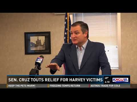 Sen. Cruz on KHOU - January 16, 2018
