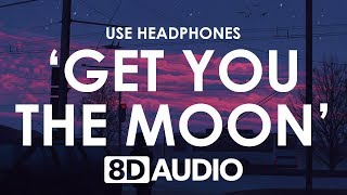 if i could i'd get you the moon... 😔 (8D AUDIO) 🎧