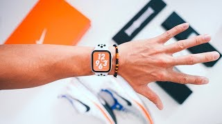 Apple Watch 4 Nike REVIEW -  Does this thing get you in shape?